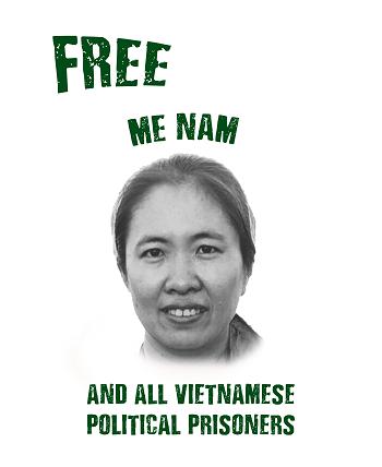 FREE Mẹ Nấm Nguyễn Ngọc Như Quỳnh - Một năm sau ngày bị bắt Civil Rights Defender yêu cầu thả tự do cho FREE Mẹ Nấm Nguyễn Ngọc Như Quỳnh - VietnamVOICE