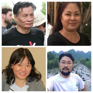 Nguyen Quang A - Bui Thi Minh Hang - Pham Doan Trang and Nguyen Chi TUyen - VIETNAM VOICE