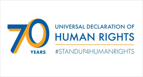 Liên Hiệp Quốc khởi động chiến dịch kỷ niệm 70 năm Ngày Quốc tế Nhân Quyền _ Ky Niem 70 Nam Stand for human rights _ VIETNAM VOICE