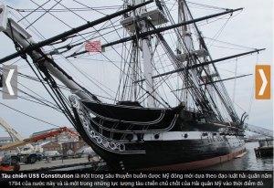 tau-chien-USS- Constitution