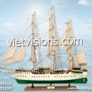 Thuyền buồm mô hình DANMARK