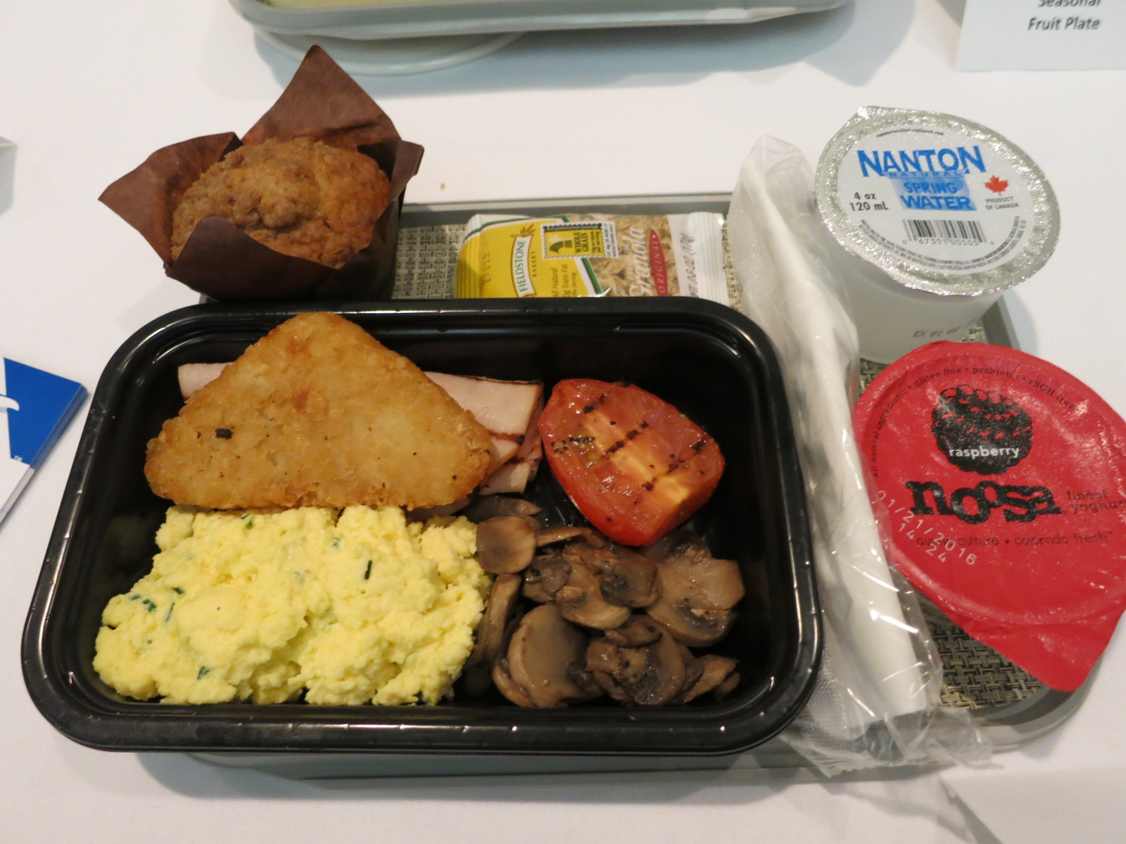 American airlines new sydney meal service for American continental cuisine