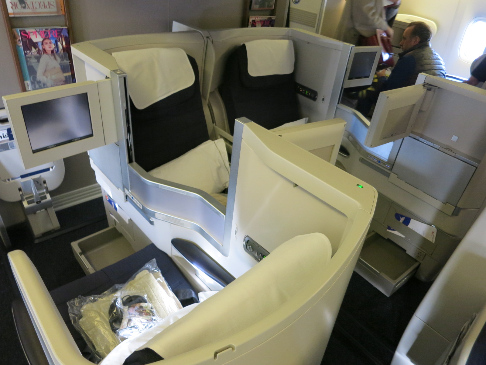 What Hath Brexit Wrought? British Airways Business Class Cutbacks ...