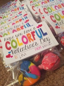 These are so much fun to make and are the perfect non-candy Valentine's Day treat for school parties.