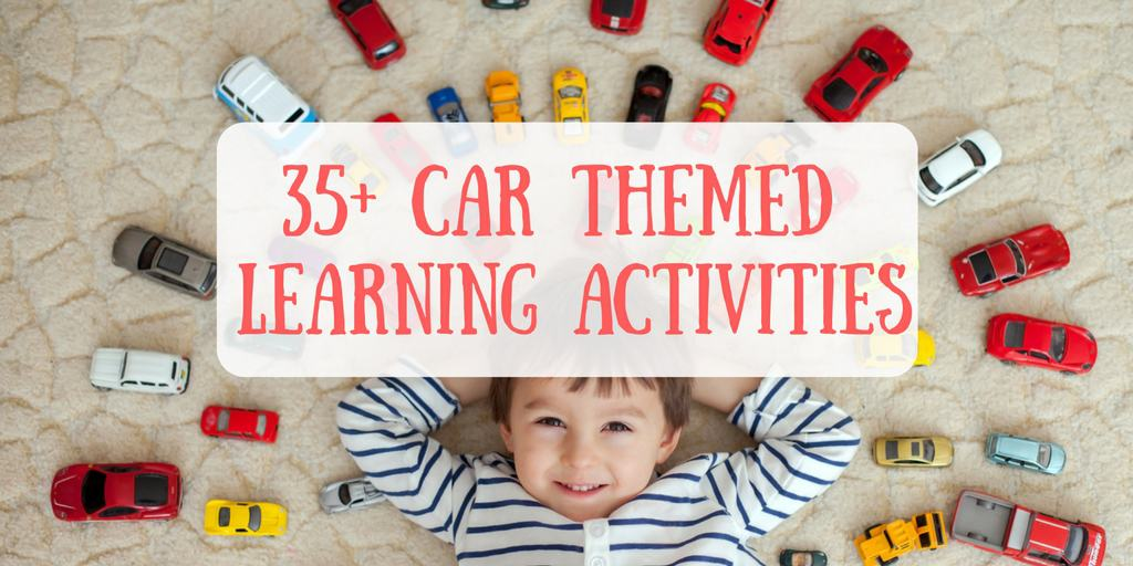 35-car-themed-learning-activities