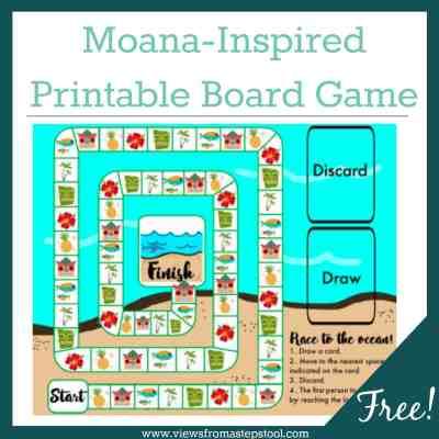 moana board game square
