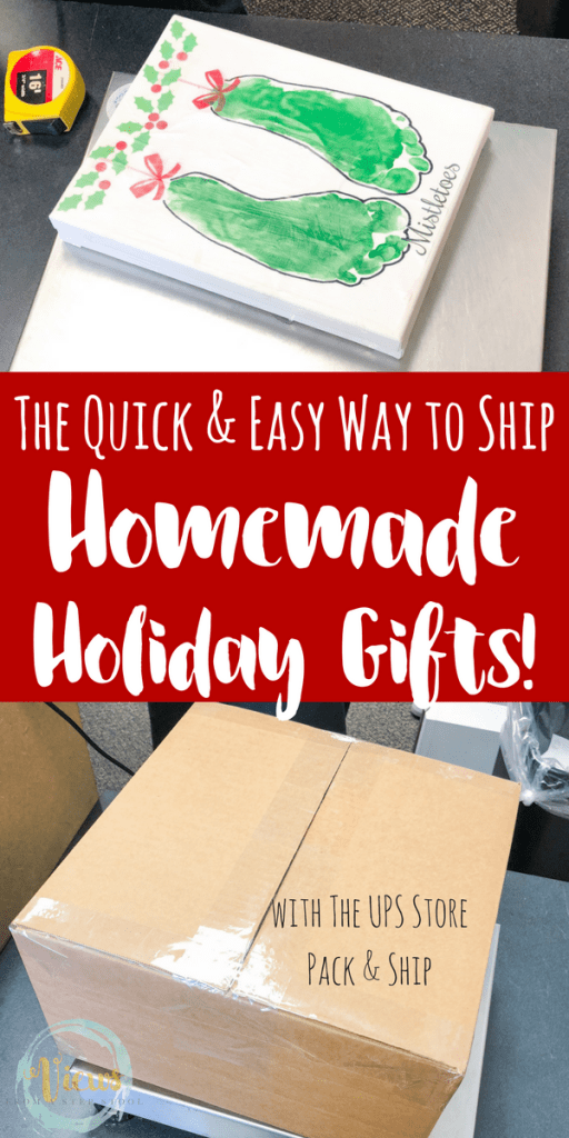 Tips to safely and securely shipping your homemade holiday gifts. Get your DIY to your loved ones without the worry with The UPS Store Pack & Ship.