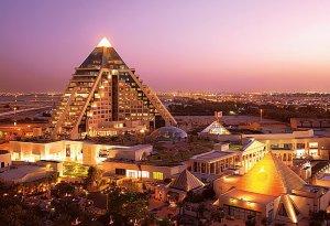 Raffles Hotel, Dubai