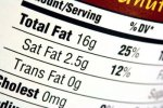 fat nutrition label