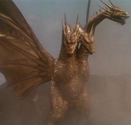 King Ghidorah (Godzilla Saga Version)   GODZILLA: Kaiju Wars Unleashed Wiki   FANDOM powered by ...