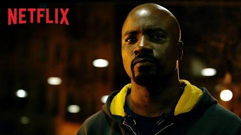 Luke Cage  TV series    Marvel Cinematic Universe Wiki   FANDOM     Luke Cage   You Want Some   Netflix HD