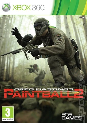 Greg Hastings Paintball 2 (Xbox 360) | Classic Game Room Wiki | Fandom powered by Wikia