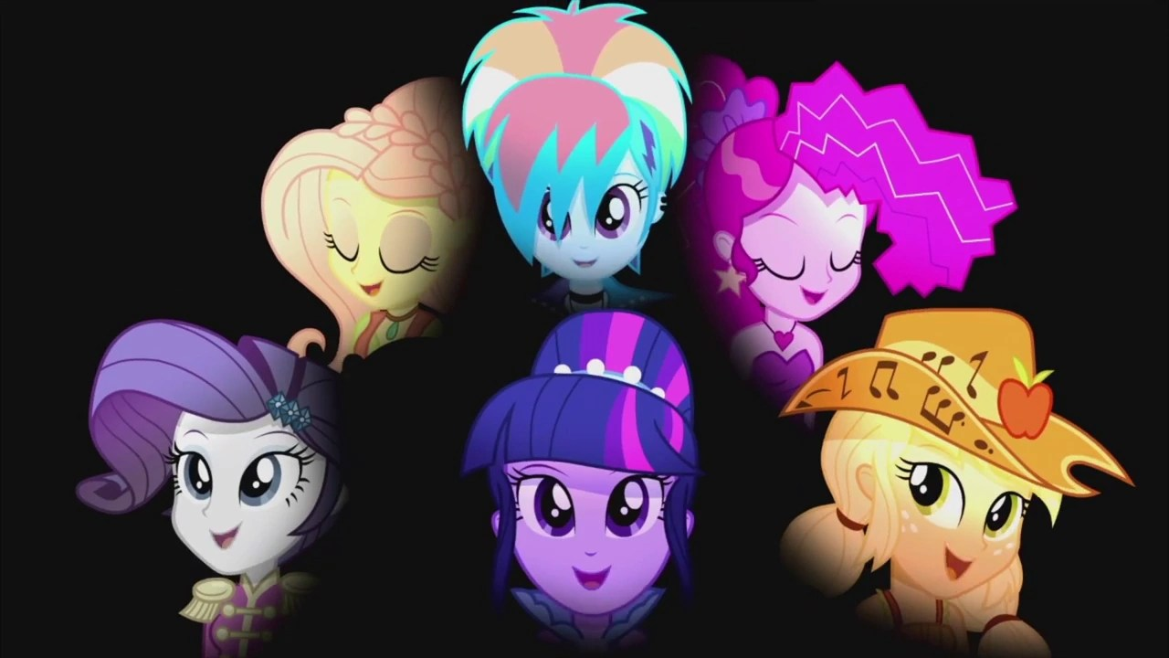 Friendship Through the Ages | My Little Pony Equestria Girls Wiki | Fandom powered by Wikia