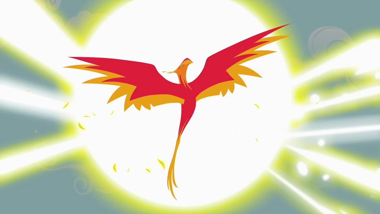 Phoenixes | My Little Pony Friendship is Magic Wiki ...