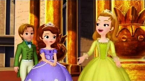 Video - Sofia The First - Bigger is Better (Full Song) ft. Princess Amber | Sofia the First Wiki ...