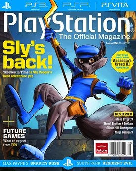 Sly Cooper Wiki:Featured Media | Sly Cooper Wiki | Fandom powered by Wikia