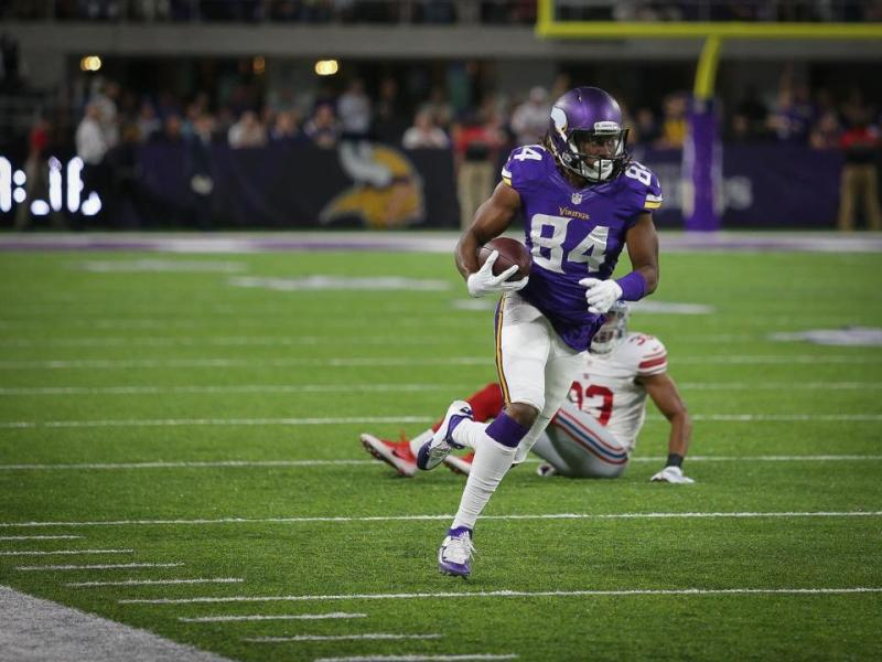 Photo Courtesy Minnesota Vikings