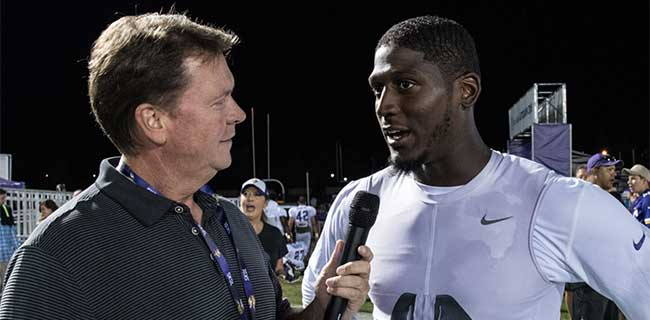 Xavier Rhodes Talks Stability, Viking Playoff Push (8/5)