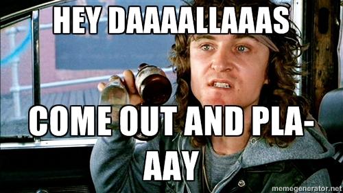 Hey Dallas