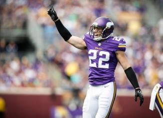 Harrison Smith would be an impact player