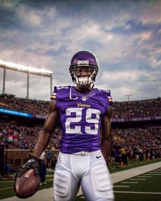 Xavier Rhodes shutdown corner