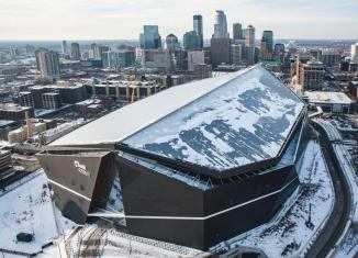 US Bank Stadium opens in 2016