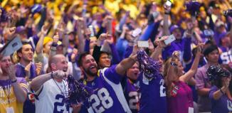 Vikings 2016 Draft Party