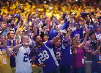 Vikings 2016 Draft Party