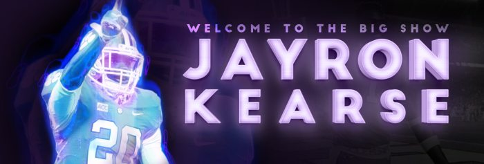 Welcome To The Big Show - Jayron Kearse