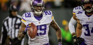 Vikings Keep Rhodes, Floyd through 2017