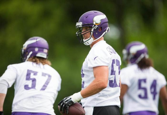 Vikings Territory explored the inevitable battle — or non-battle — to become Minnesota's starting weak side linebacker