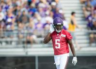 Teddy Bridgewater Training Camp Day 1 2016