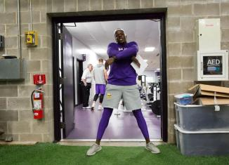 Vikings' most popular player