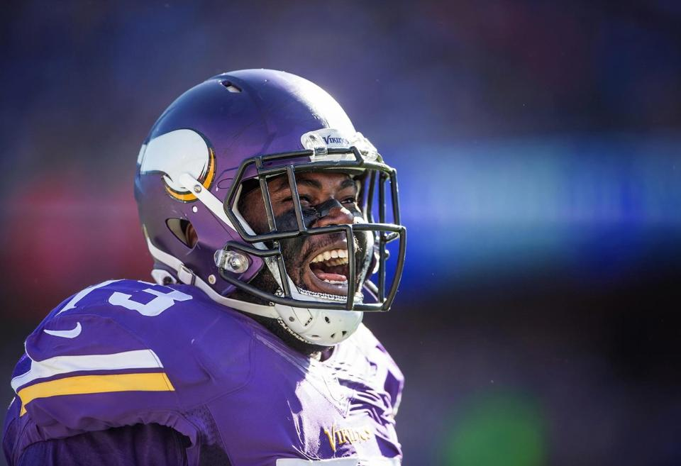 Zimmer: 'Assume' Peterson will be out months