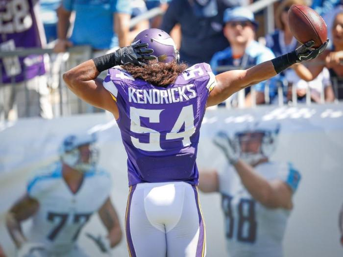Vikings Go Play in Second Half of Titans Victory