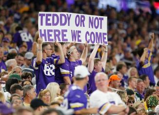 how surprised are you by Minnesota's 3-0 start