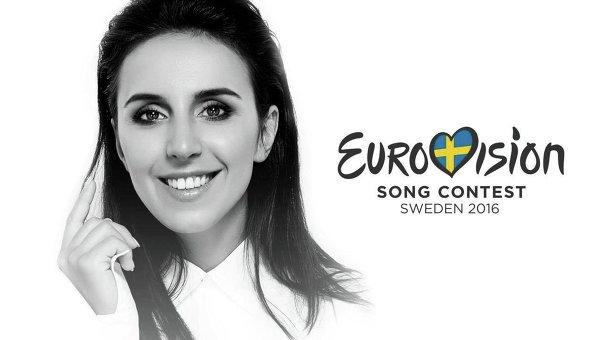 Наконкурсе «Евровидение» вСтокгольме одолела украинка Джамала