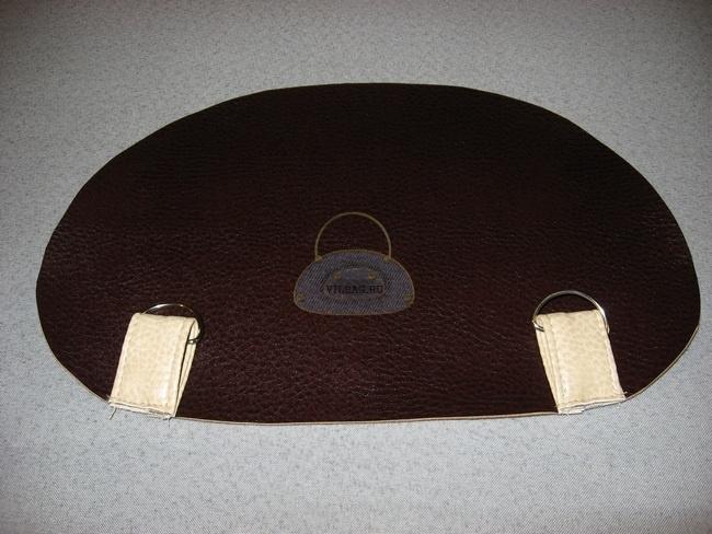 Дно рюкзака со шлевками
