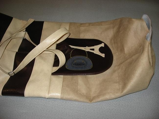 Выворачиваем рюкзак