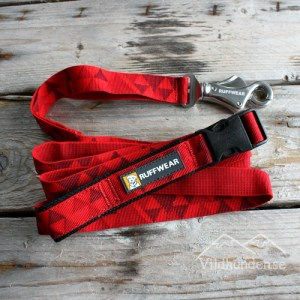 Ruffwear Flat Out Leash Red Butte