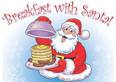 Register for the YMCA's Breakfast with Santa, Dec. 6 - The Village Green