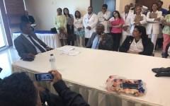 Médicos y enfermeras buscarán fortalecer acciones en hospital Ney Arias Lora