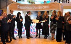 República Dominicana dedica su participación en FITUR a Pablo Piñero
