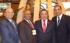 El director del IDAC ratifica en Fitur el cuidado y vigilancia del transporte aéreo en RD