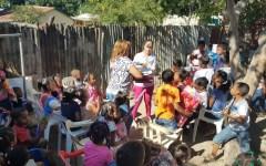 Fundación Sirila Ozuna entrega juguetes en provincias del país