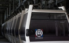 En Sabana Perdida iniciaran este viernes lanzamiento campaña concienciación uso Teleférico Sto. Dgo.