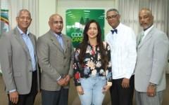 Coop Candelaria celebra encuentro con socios extranjeros