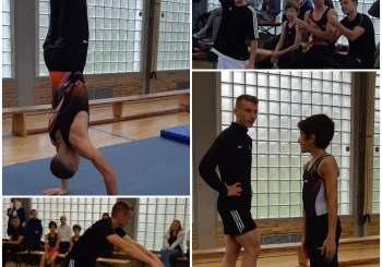 Les Villemomblois à Bonn : un week-end inoubliable pour nos gymnastes