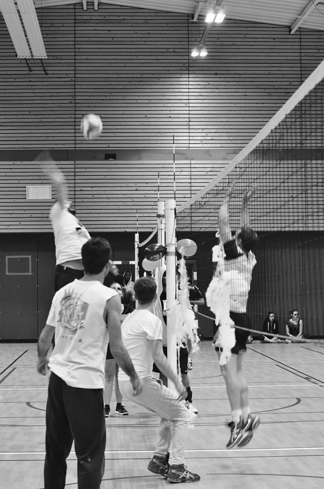 Nuit du volley 2017