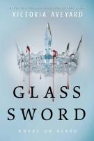 Review: Glass Sword (#2, Red Queen) by Victoria Aveyard
